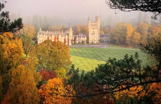 Balmoral Castle and Gardens