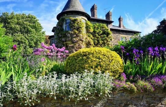 Brobury Garden Herefordshire