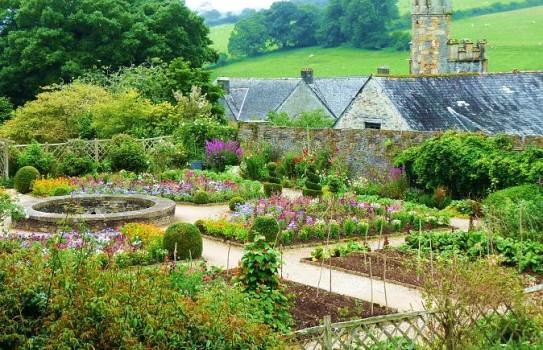 Buckland Abbey Gardens