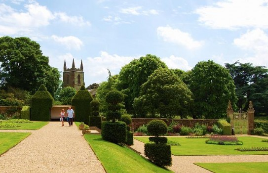Canons Ashby Garden