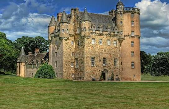 Castle Fraser and Garden
