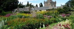 Cawdor Castle and gardens near Inverness
