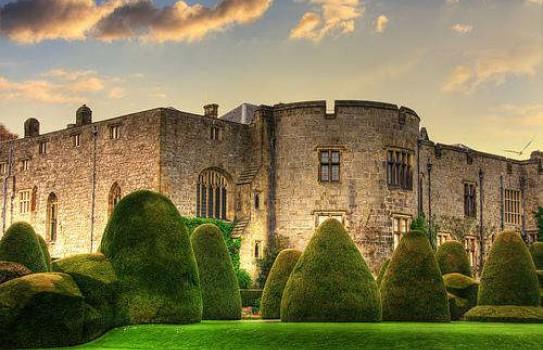 ChirkK Castle and Gardens, Wrexham