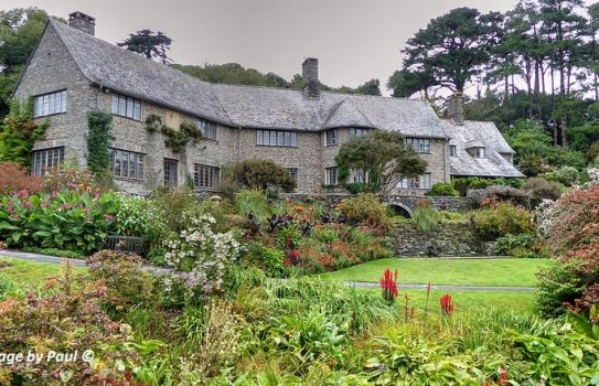 Coleton Fishacre House and Gardens