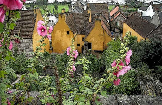 Culross Palace and Garden