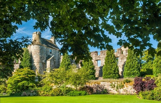 Falkland Palace and Garden