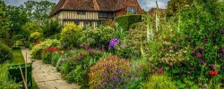 Great Dixter Gardens in Sussex