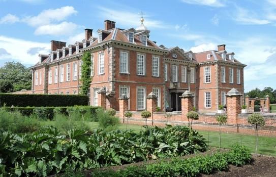 Hanbury Hall Garden