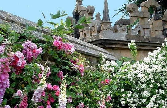 Hardwick Hall Garden
