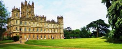 Highclere Castle Garden