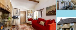 Holiday Cottages in Dorset near Gardens