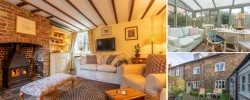 Holiday Cottages in Norfolk near Gardens