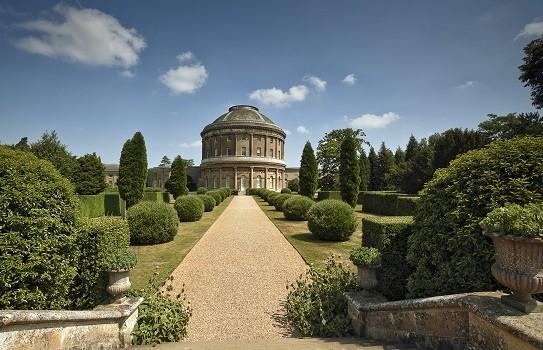 Ickworth House Garden