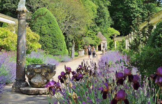 Iford Manor Garden
