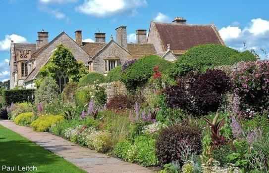 Lytes Cary Manor Garden