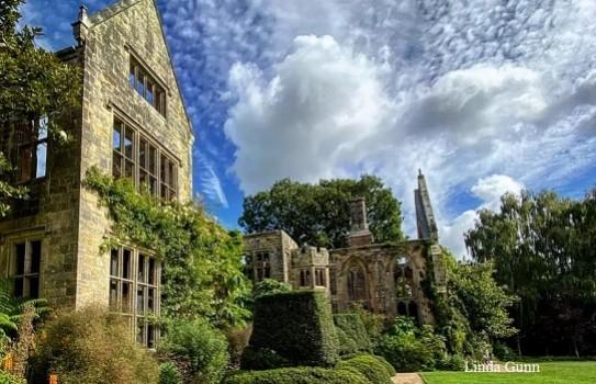 Nymans Garden in Sussex
