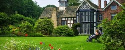 Rufford Old Hall and Garden