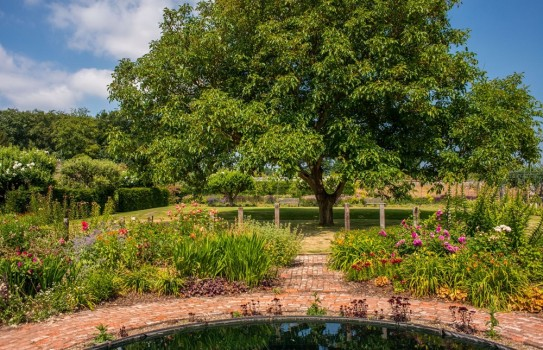 Sledmere House Garden
