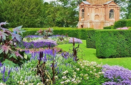 The Vyne Garden