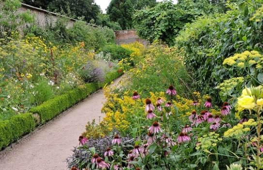 Wimpole Hall Garden