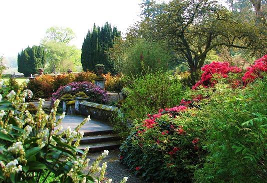 Dawyck Botanic Garden Near Peebles Hotels Great