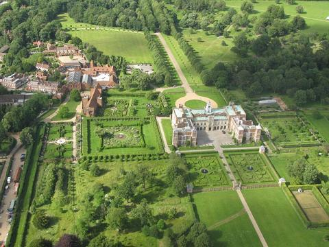 Hatfield House Gardens Opening Times Amp Information