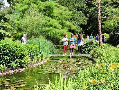 Longstock Water Gardens Near Stockbridge Hotels Great