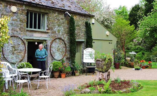 Marsh villa gardens st austell great british gardens for Villa garden
