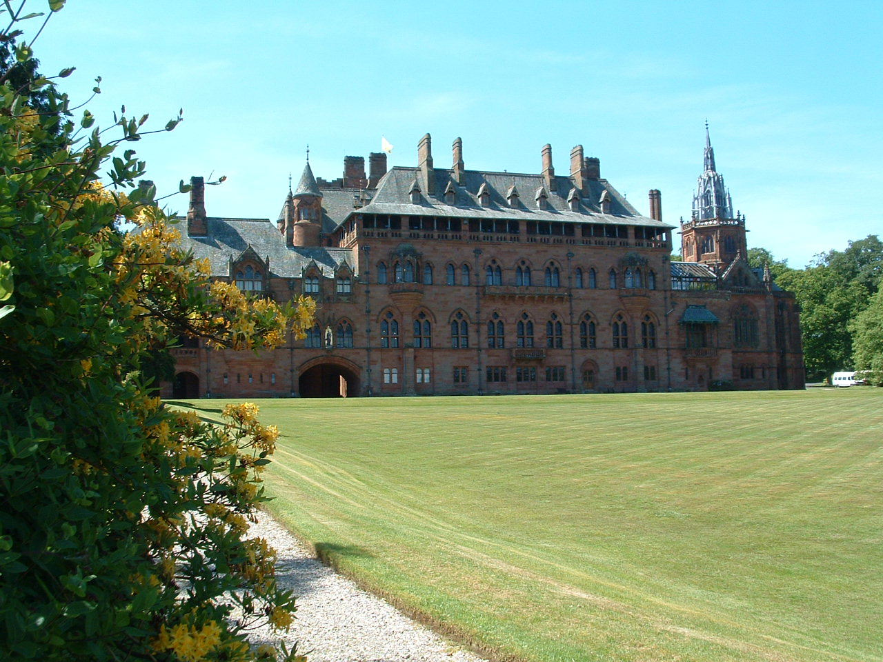 mount stuart and gardens isle of bute u0026 places to visit great
