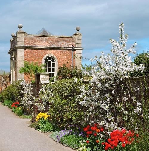 Westbury Gardens Rose Garden: Westbury Court Garden, Near Gloucester