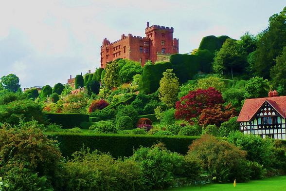 Gardens To Visit In Wales Great British Gardens