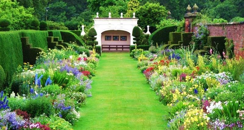 Cheshire Gardens To Visit Near Chester Like Arley Hall