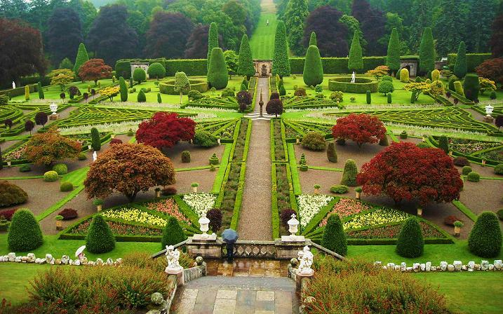 gardens to visit perthshire