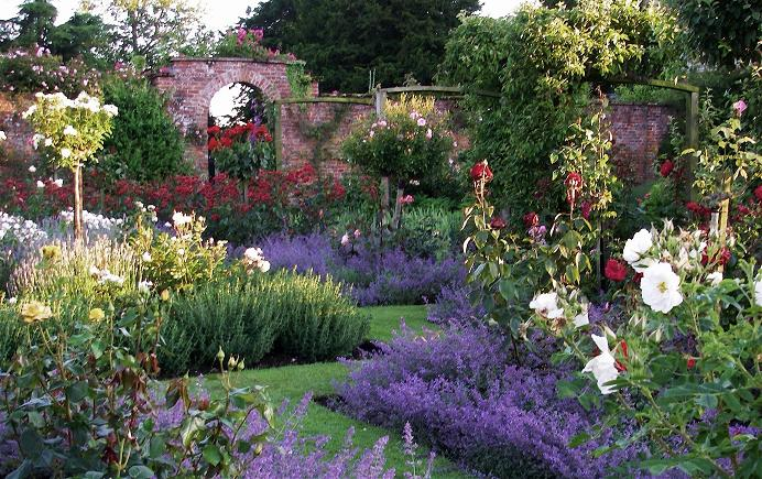 Lincolnshire Gardens To Visit Near Historic Towns And