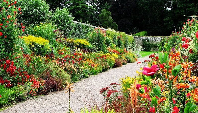 Beau Gardens To Visit In The Scottish Borders